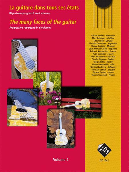 La guitare dans tous ses etats, Volume 2