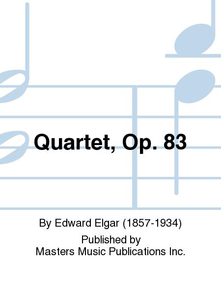 Quartet, Op. 83