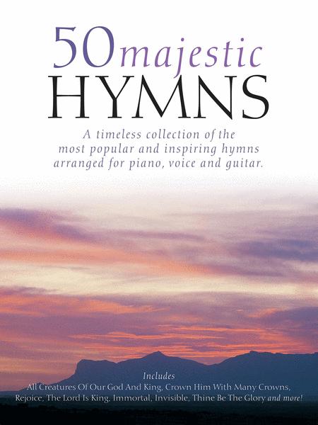 50 Majestic Hymns