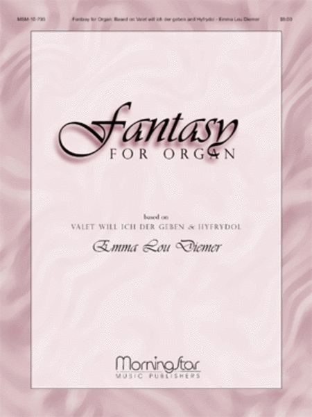 Fantasy for Organ