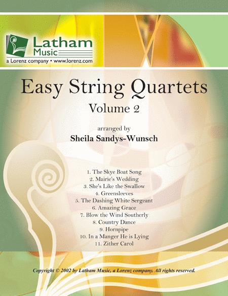 Easy String Quartets: Volume 2