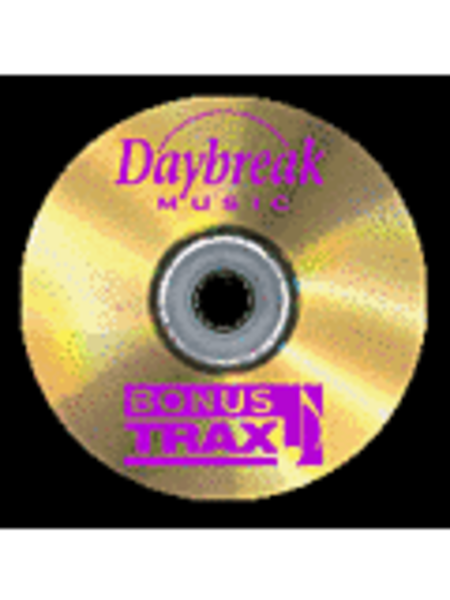 Daybreak Music BonusTrax CD - Vol. 4, No. 2