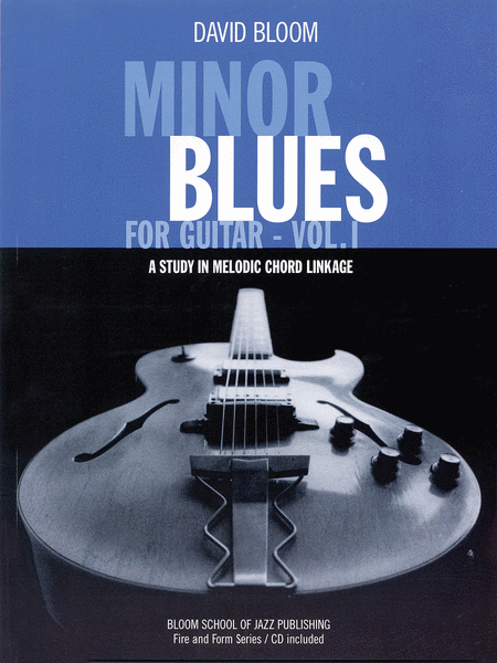 Minor Blues for Guitar - Vol. 1