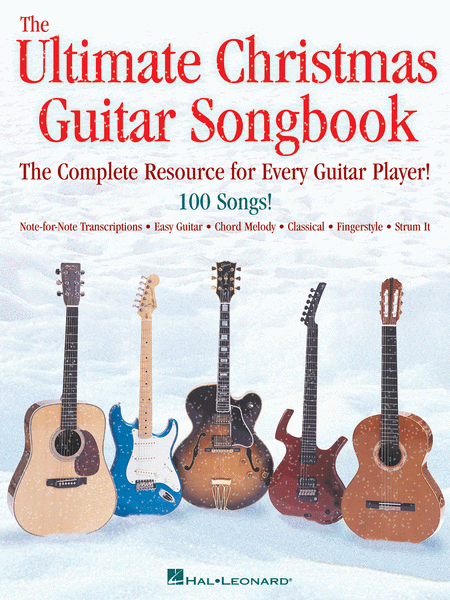 The Ultimate Christmas Guitar Songbook