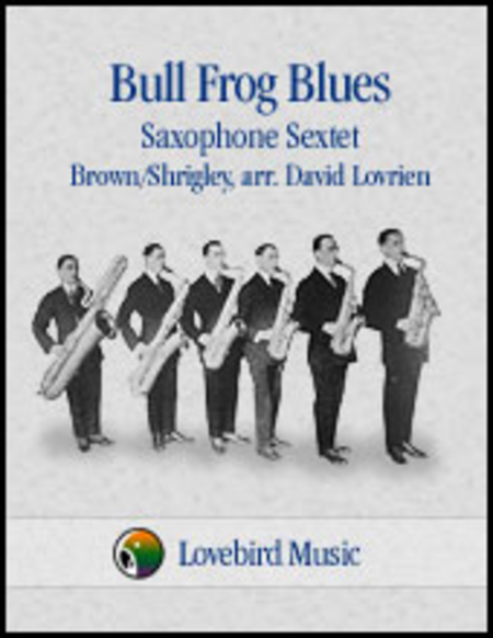 Bull Frog Blues