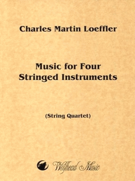 Music for Four Stringed Instruments