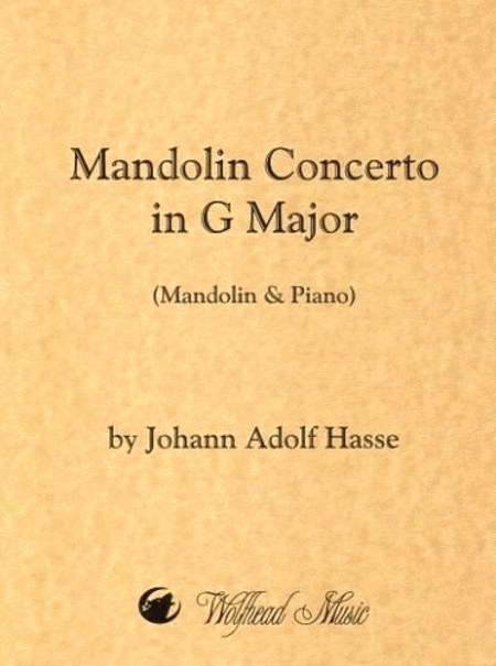 Mandolin Concerto in G Major