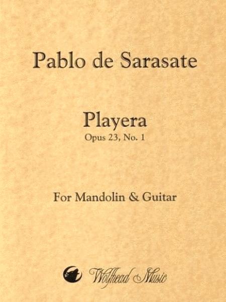 Playera, op. 23, no. 1