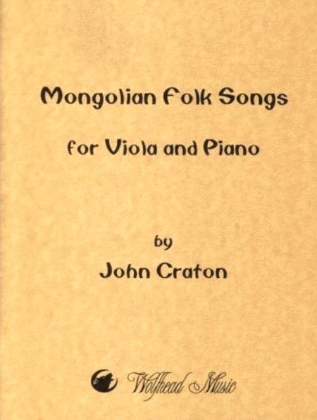 Mongolian Folk Songs