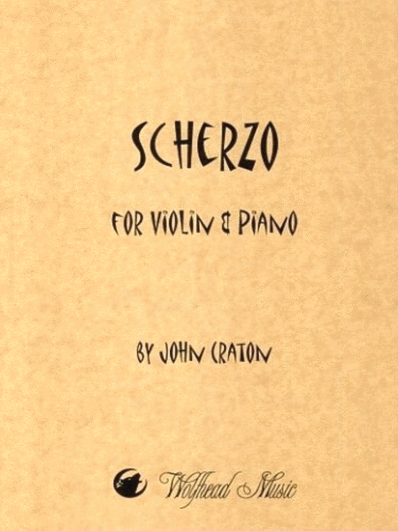 Scherzo for Violin and Piano