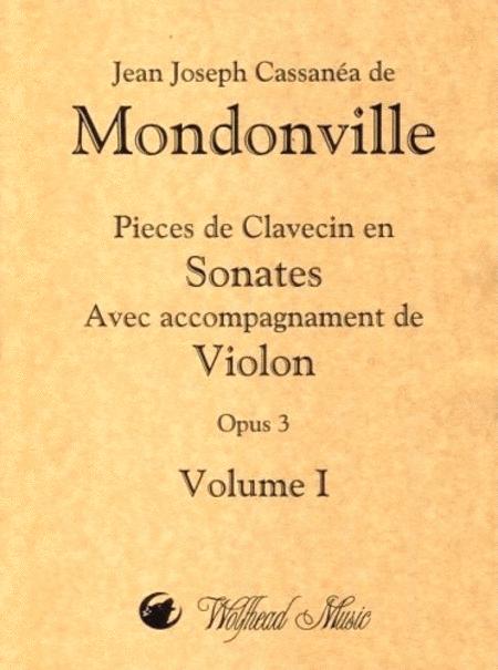 Violin Sonatas, op. 3 - Vol. 1