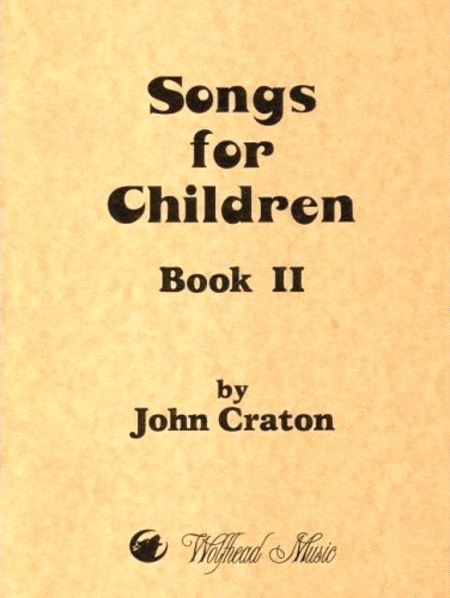 Songs for Children, Book 2