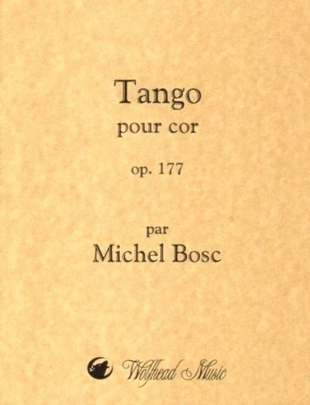 Tango pour cor