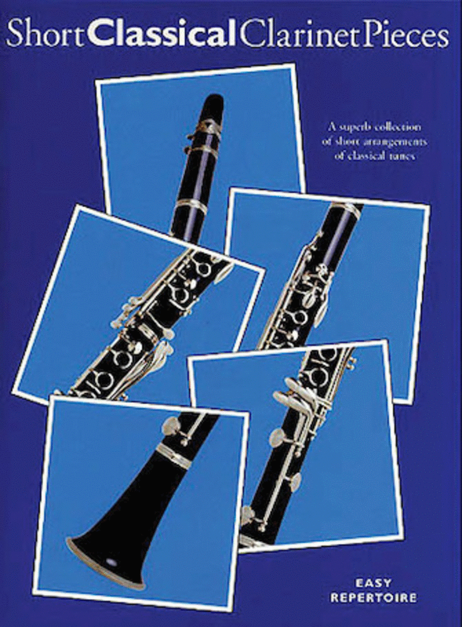 Short Classical Clarinet Pieces