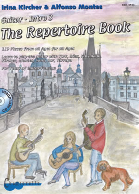 Guitar Intro 3 - The Repertpore Book