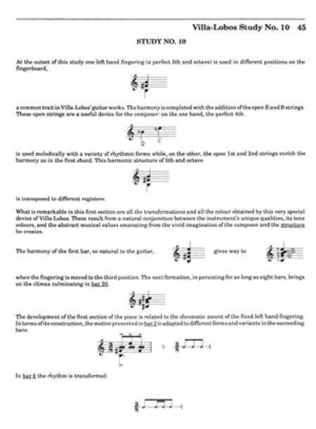 Carlevaro Masterclass: Villa-Lobos 12 Studies