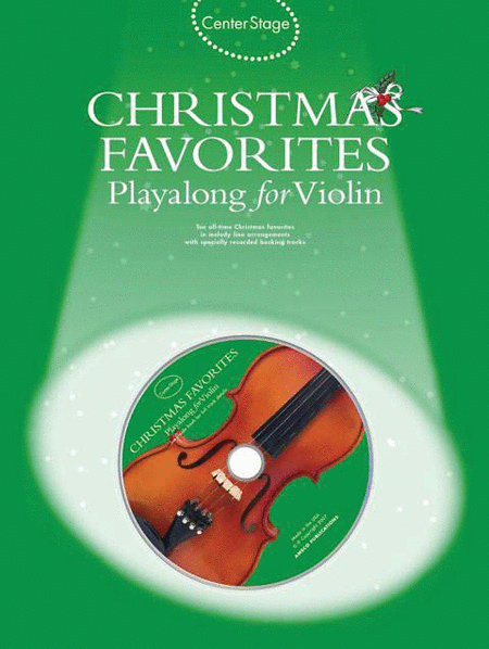Christmas Favorites - Playalong for Violin