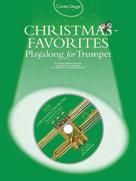Christmas Favorites - Playalong for Trumpet