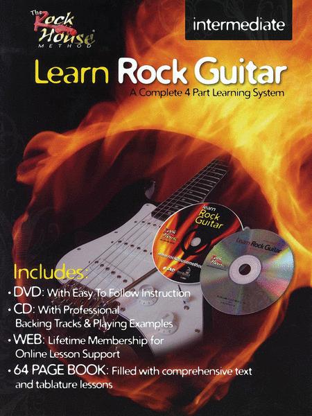 Learn Rock Guitar - Intermediate Level