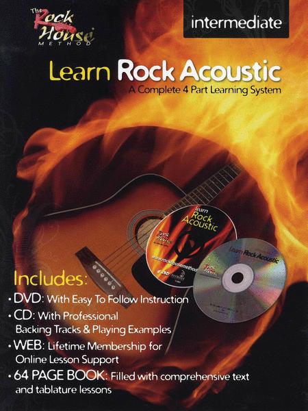 Learn Rock Acoustic - Intermediate Level