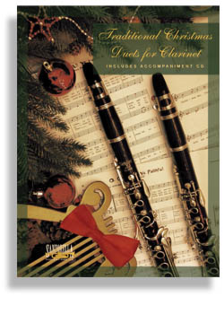 Traditional Christmas Duets for Clarinet with CD