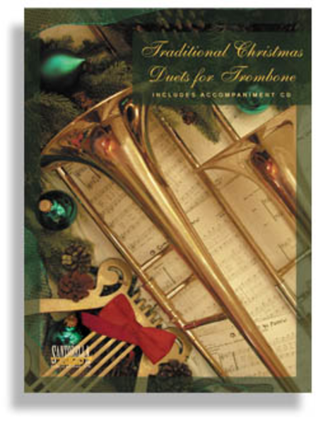 Traditional Christmas Duets for Trombone with CD