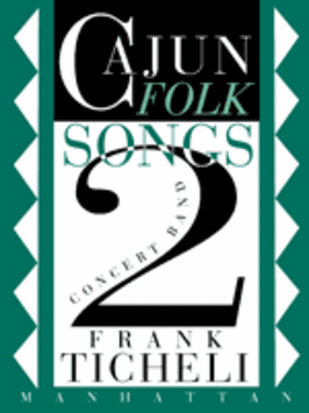 Cajun Folk Songs II
