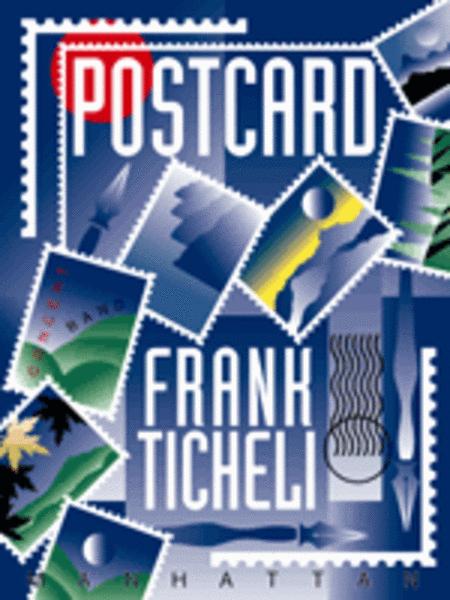 Why did frank ticheli write american elegy