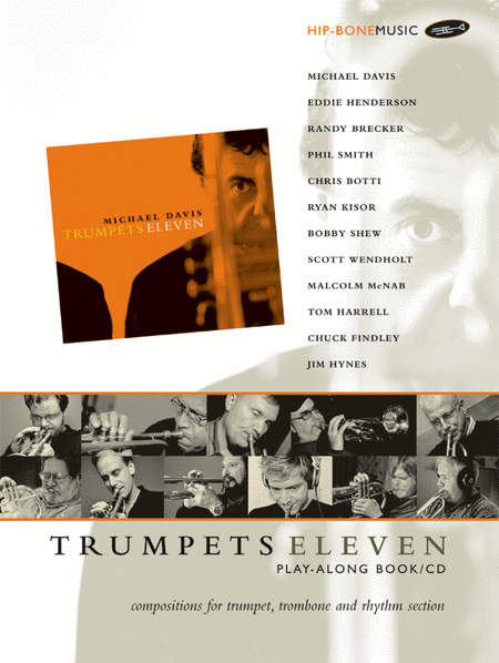Trumpets Eleven Play-Along Book & CD for Trumpet