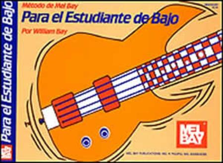 Student Bass Method/Spanish Edition