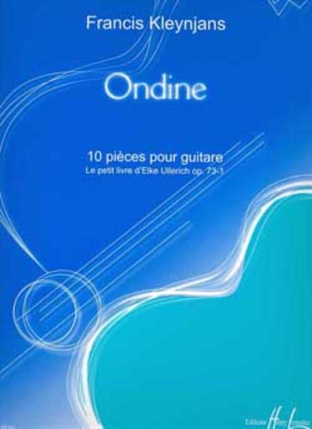 Ondine - 10 Pieces Op. 73-1