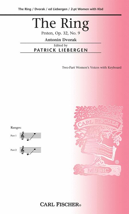 The Ring (Prsten, Op. 32, No. 9)