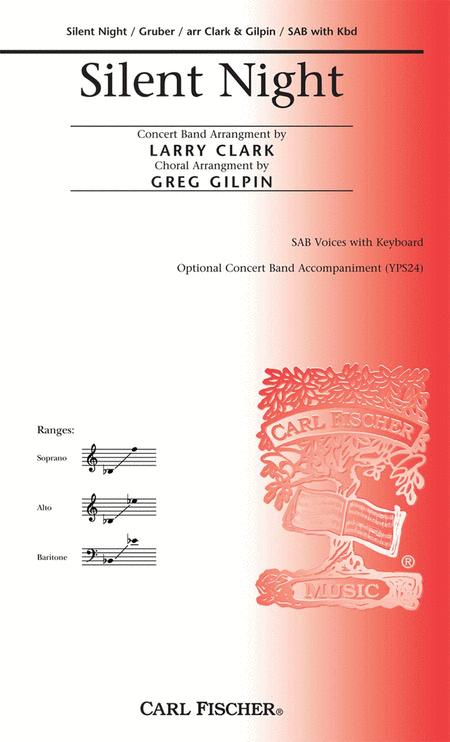 Silent Night (Inspired by Gymnopedie No. 1 by Erik Satie)