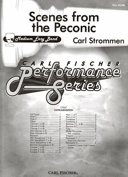 Scenes From the Peconic