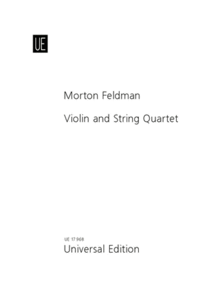 Violin And String Quartet