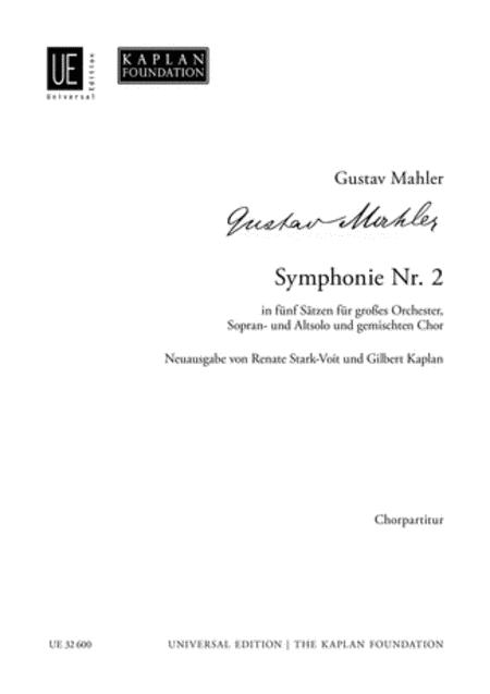 Symphony No.2 the Resurrection