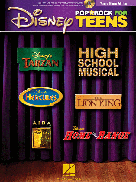 Disney Pop/Rock for Teens