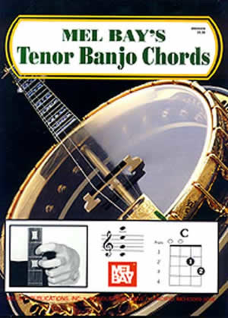Tenor Banjo Chords Sheet Music By Mel Bay - Sheet Music Plus