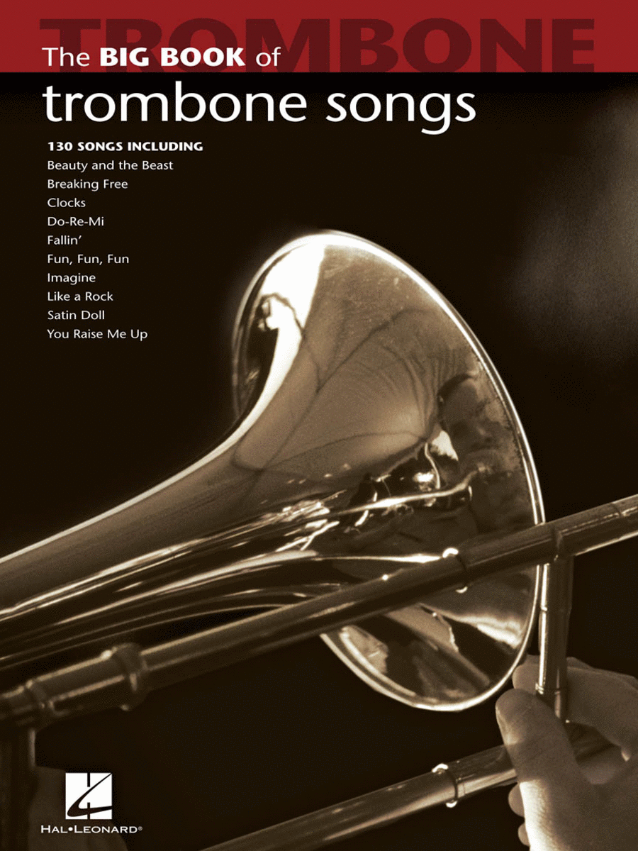 Big Book of Trombone Songs