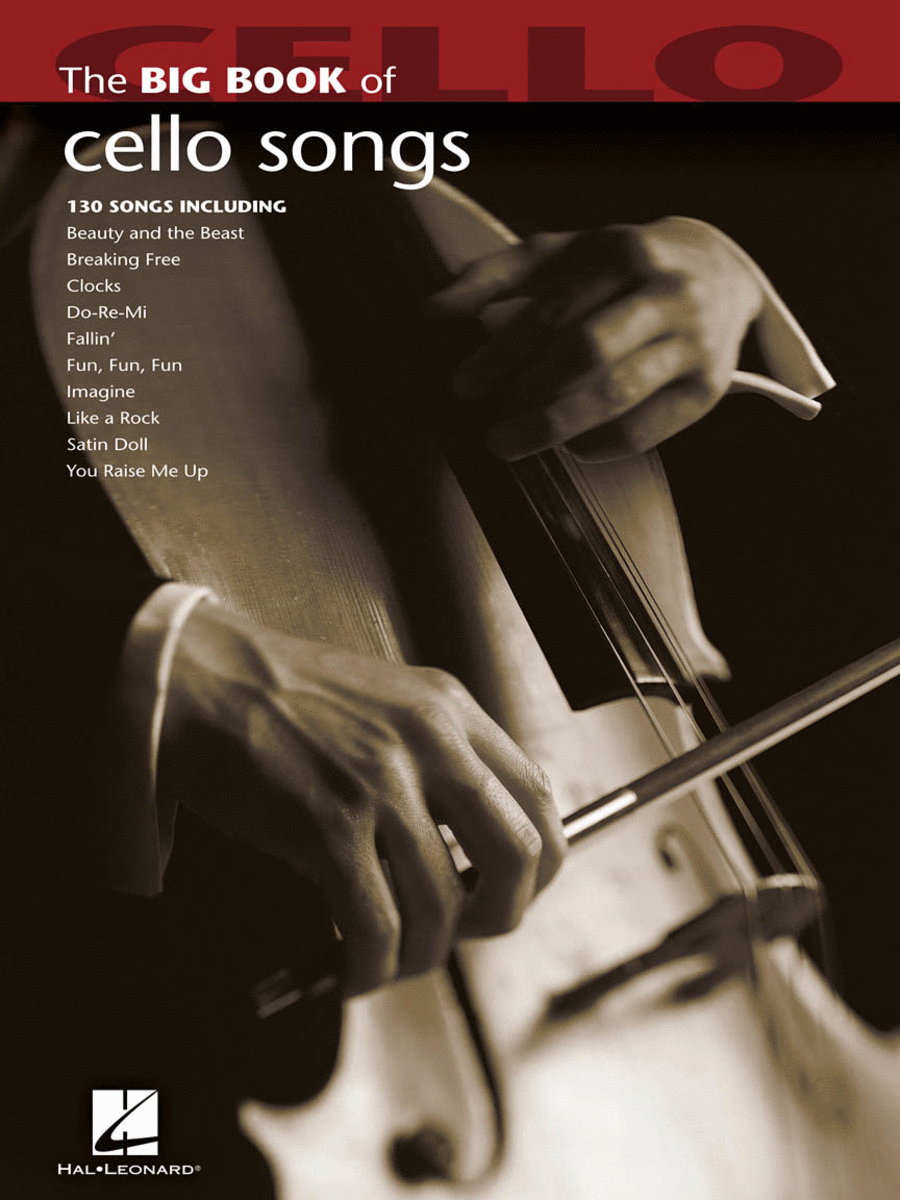 Big Book of Cello Songs