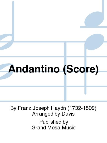 Andantino (Score)