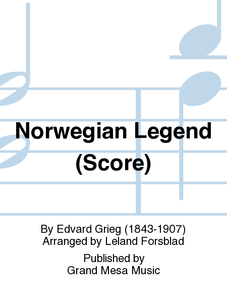 Norwegian Legend (Score)
