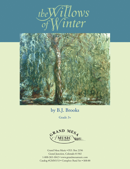 The Willows of Winter