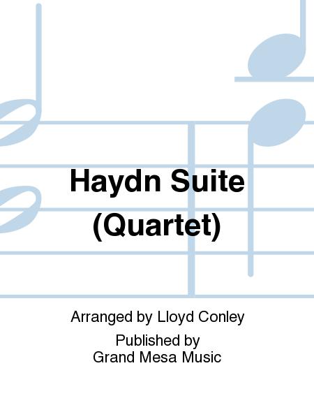 Haydn Suite (Quartet)