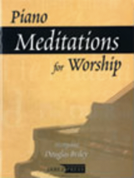 Piano Meditations for Worship