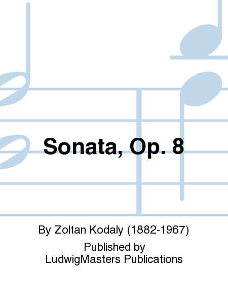 Sonata, Op. 8