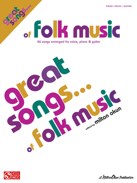 Great Songs of Folk Music