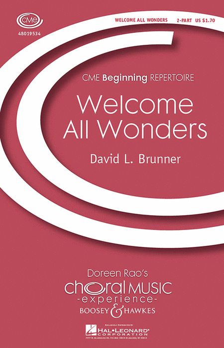 Welcome All Wonders