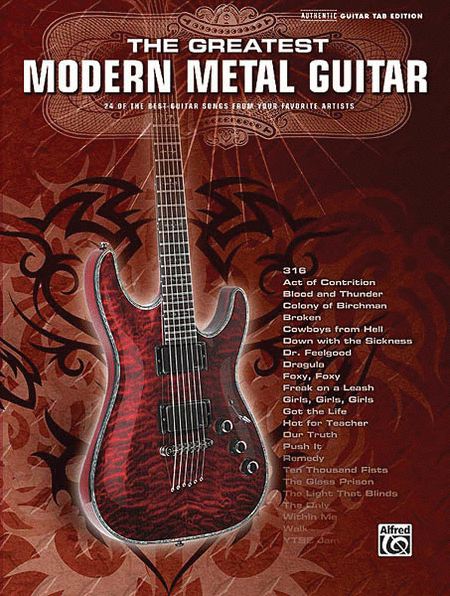 The Greatest Modern Metal Guitar