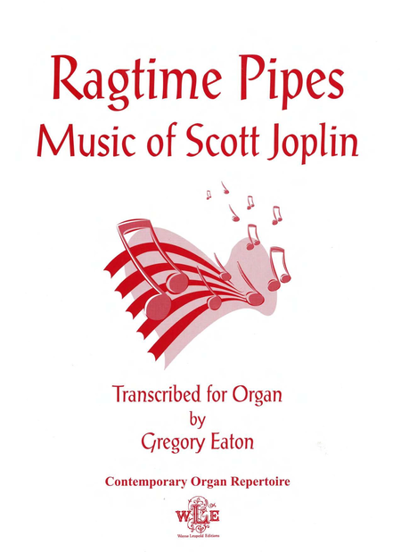 Ragtime Pipes, Music of Scott Joplin
